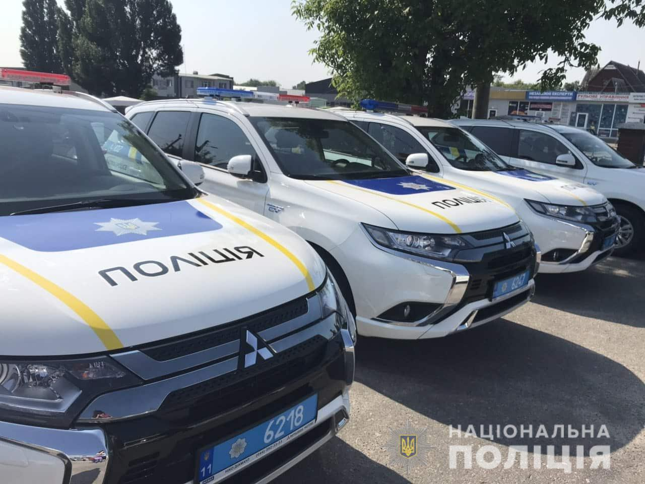 У Білій Церкві збільшили кількість поліцейських патрулів - патрульна поліція, Біла Церква - avto bts2
