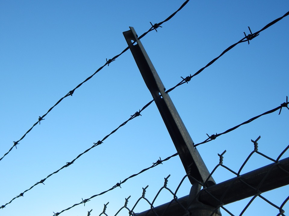 Грабіжнику з Фастова «дали» 4 роки - Фастів, судовий вирок, суд, Прокуратура, зловмисник, Грабіжник - barbed wire 482608 960 720