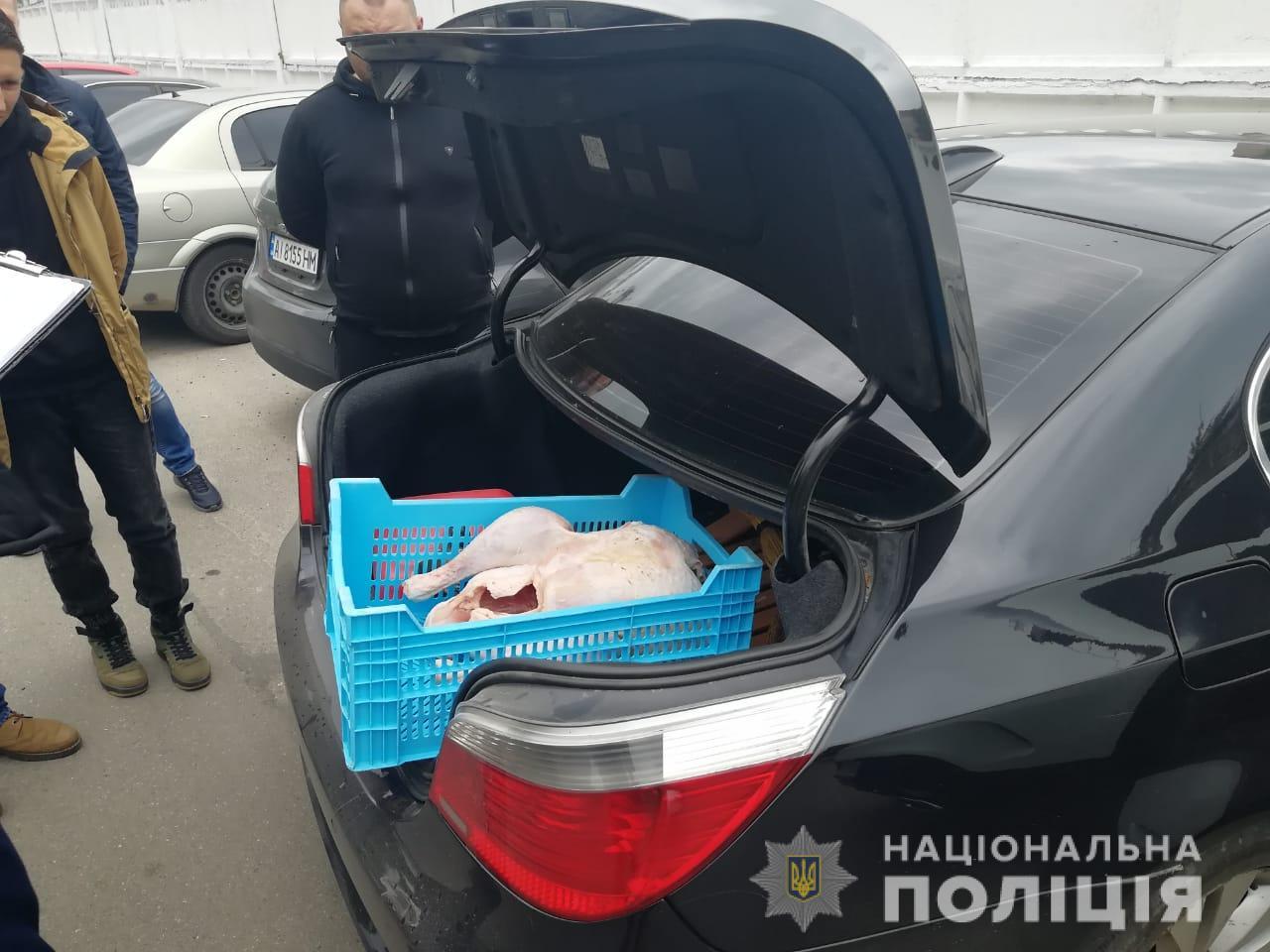 Невдалий жарт: у Білій Церкві затримали зловмисників за розбій - розбій, поліція Київщини, Білоцерківський відділ поліції - bts indyuk2