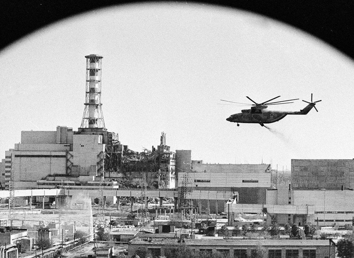 chonob Американці зняли фільм про події Чорнобиля