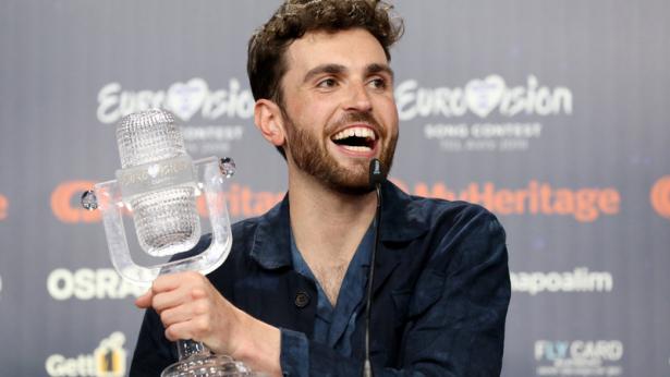 Співак з Нідерландів переміг на  Євробаченні-2019 -  - d5b7d42c9a2c5401897bc8949c16ce3a
