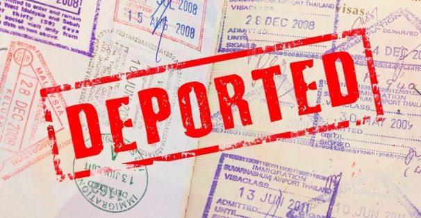 На Фастівщині виявили 5 іноземців-нелегалів - поліція Фастівщини - deport