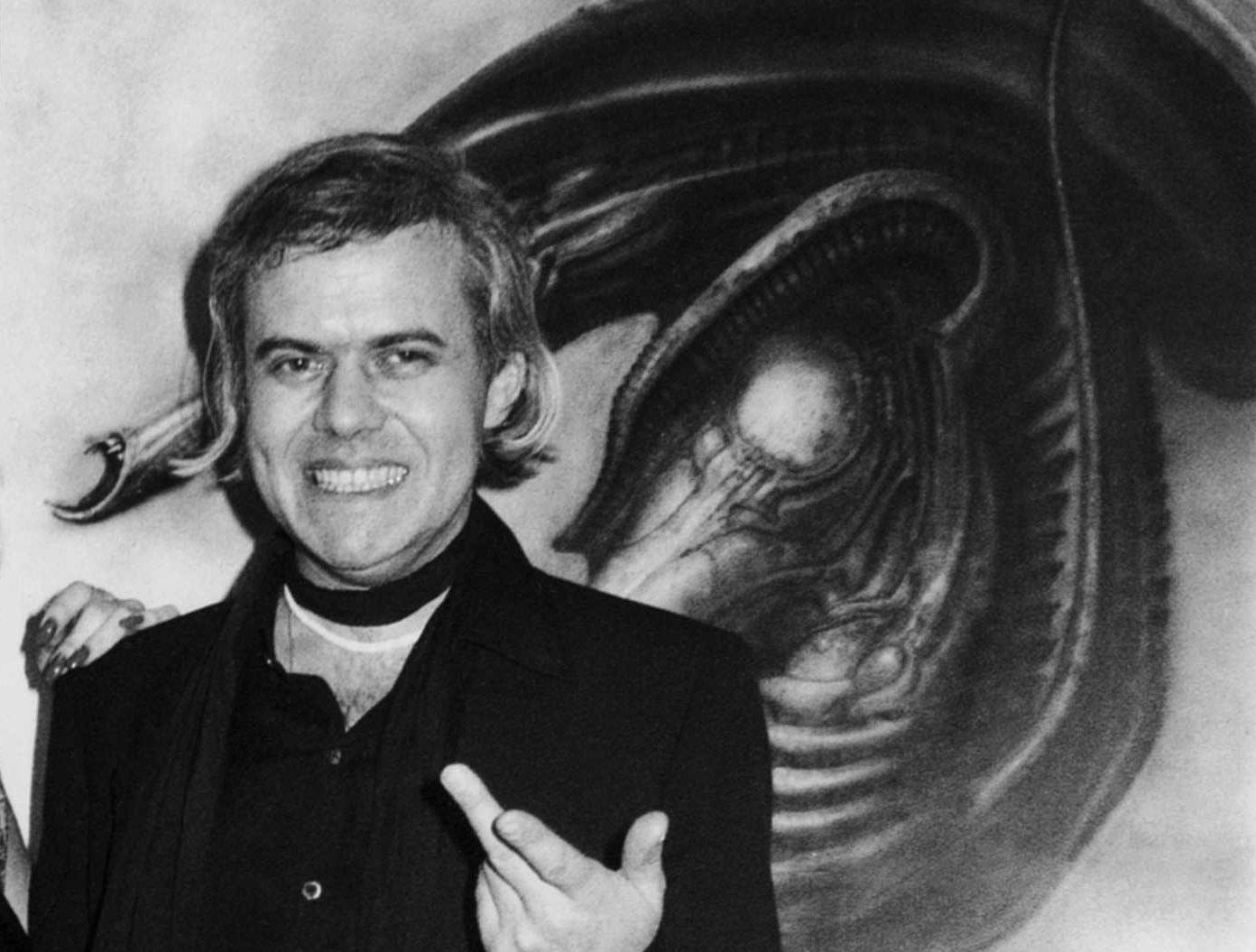 У Довженко - Центрі відкривається виставка Г.Р. Ґіґера, присвячена річниці  фільму «Чужий» -  - hr giger dead artist who designed the monster for alien movie dies at 741 e1461677999774