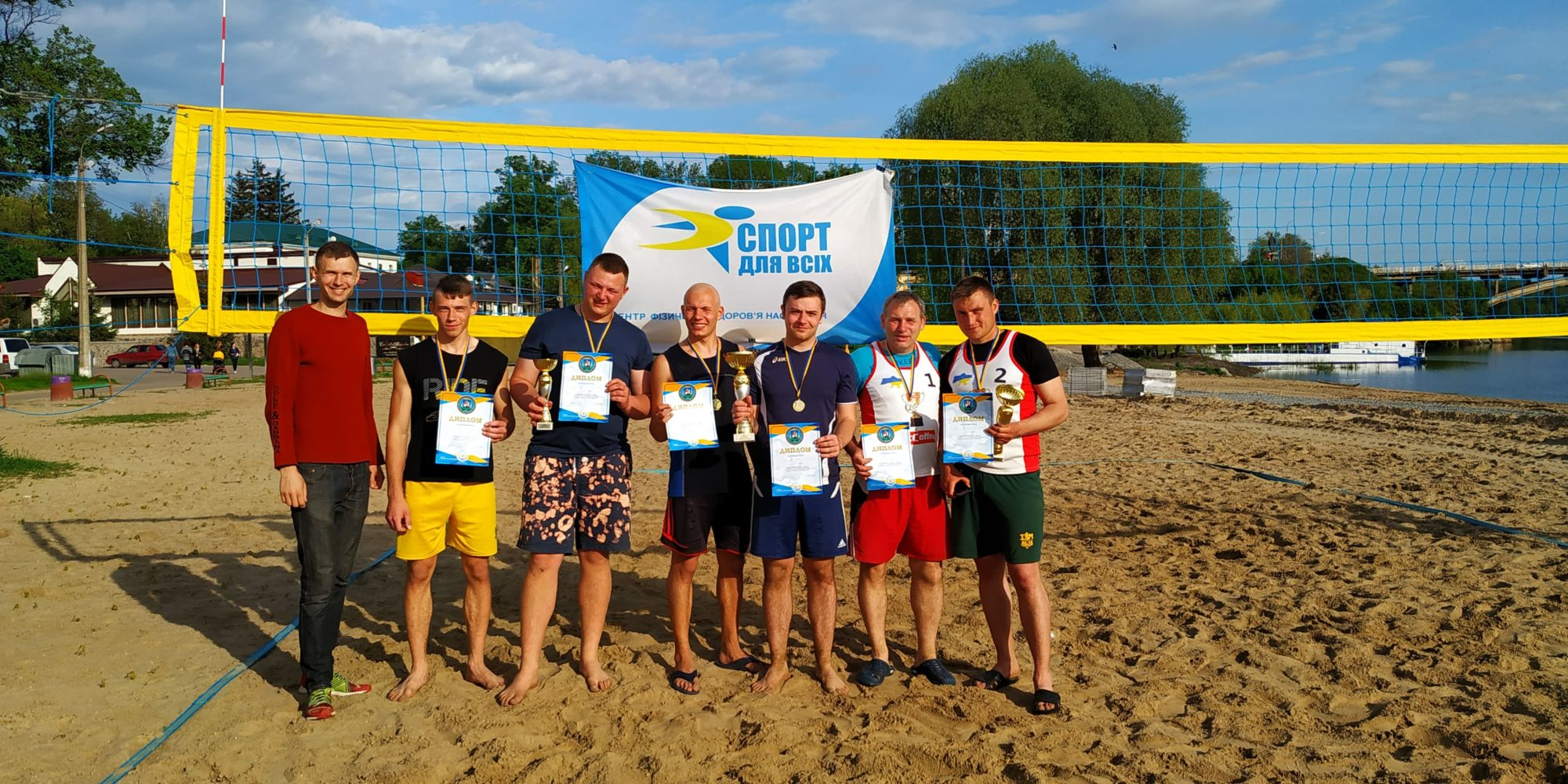 Сезон відкритий: у Білій Церкві відбувся обласний турнір з пляжного волейболу - пляжний волейбол, Змагання, Біла Церква - imgbig 3 2 2000x1000