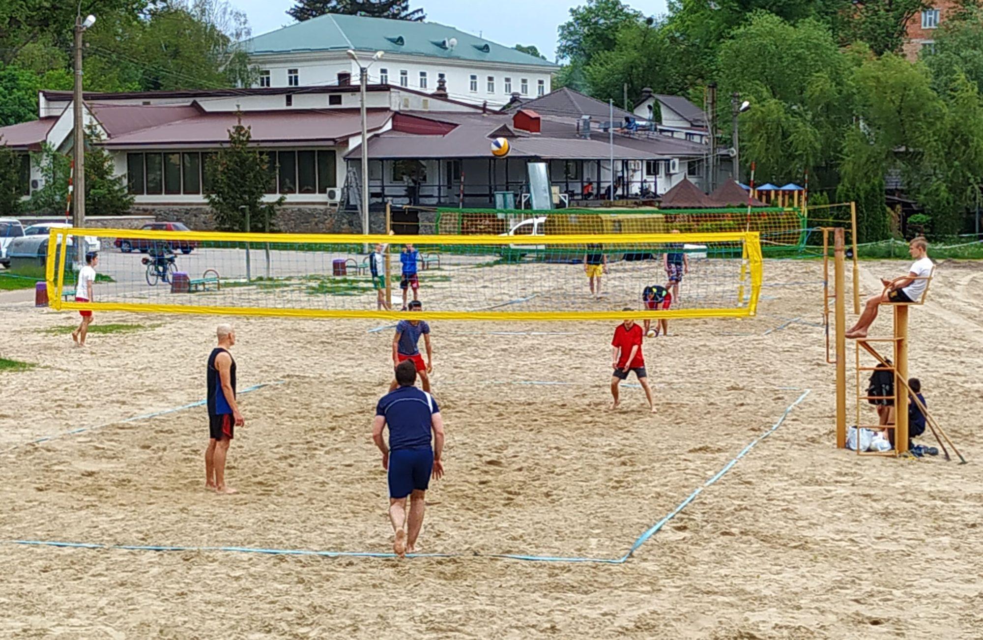 Сезон відкритий: у Білій Церкві відбувся обласний турнір з пляжного волейболу - пляжний волейбол, Змагання, Біла Церква - imgbig 4 2 2000x1302