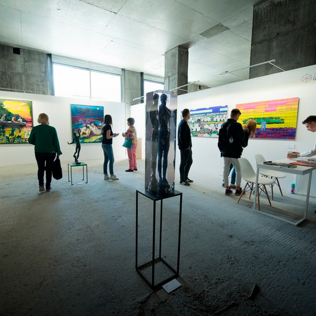 jaIjLTsdxjKvScDiGV13zw-default Kyiv Art Fair : у столиці відкриється міжнародний ярмарок мистецтв