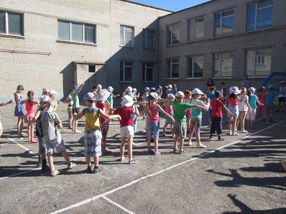 Березанська ОТГ: на базі шкіл буде 9 таборів -  - letnlag2015 6