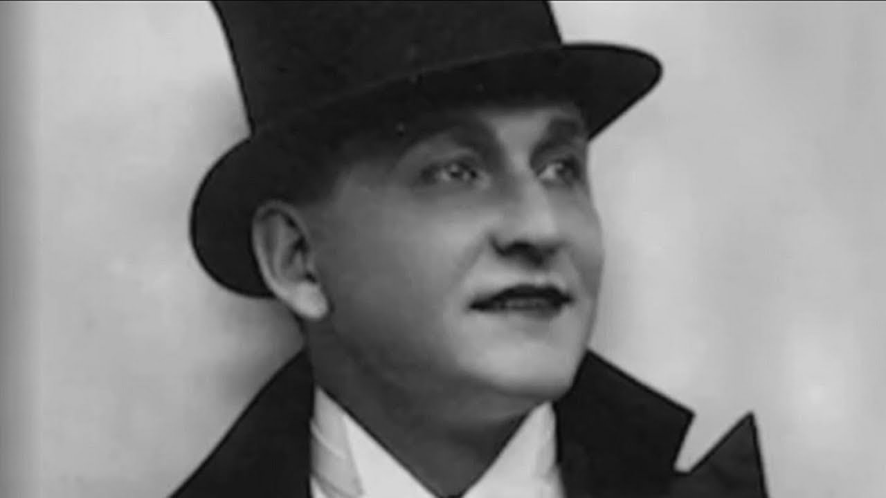 Знайдене обличчя : на день народження легендарного Олександра Вертинського, експонуватимуть його посмертну маску -  - maxresdefault 5