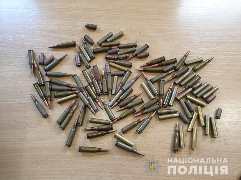 За місяць до столичної поліції добровільно здали 480 одиниць зброї -  - misyachyk0405193