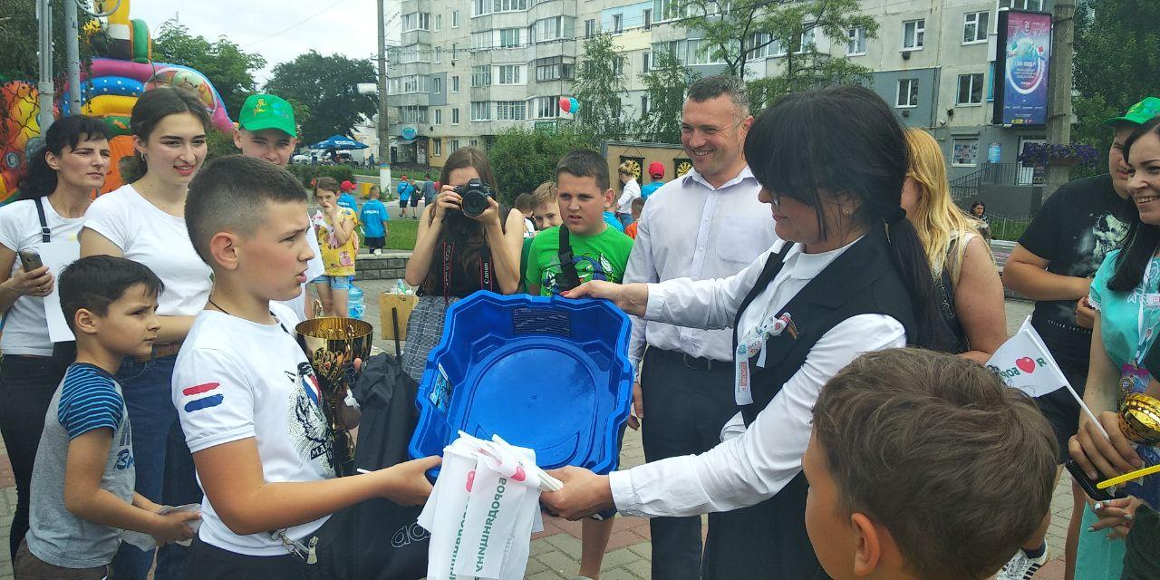 Рекорд України, змагання, морозиво та атракціони: сьогодні в Бородянці святкували День захисту дітей - рекорд України, День захисту дітей - photo5442696185602222805