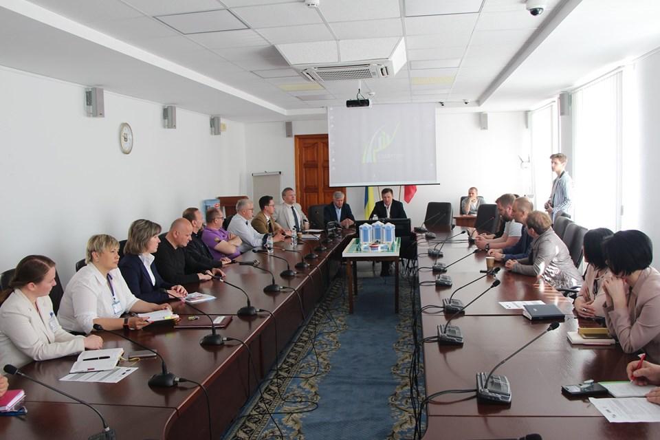 У Славутичі відбулася зустріч з польською делегацією -  - sl1