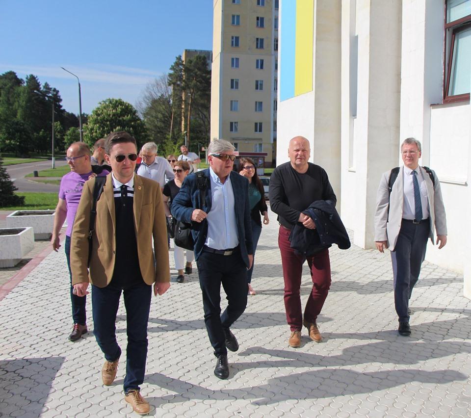 У Славутичі відбулася зустріч з польською делегацією -  - sl2