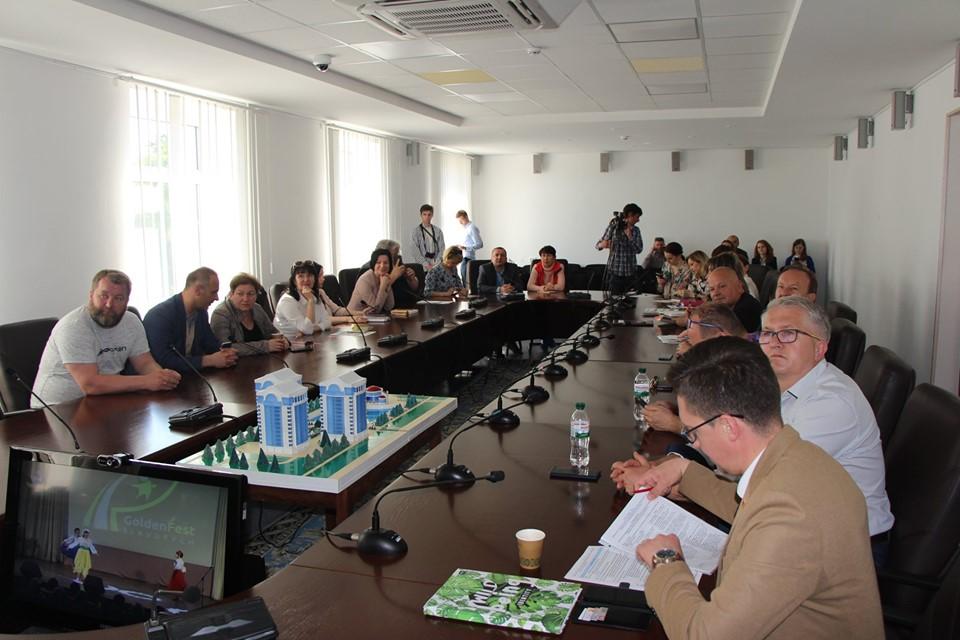 У Славутичі відбулася зустріч з польською делегацією -  - sl3