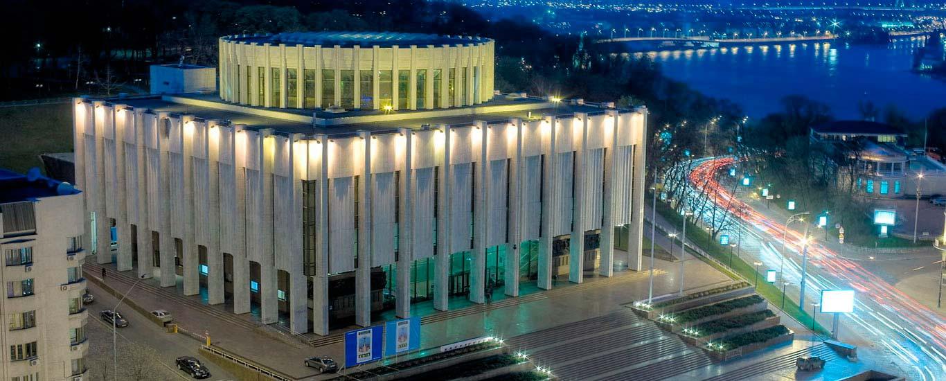 """ukrainian-house-kiev-convention-center-00 За кілька днів стартує презентація вітчизняного анімаційного фільму """"Віктор - Робот"""""""