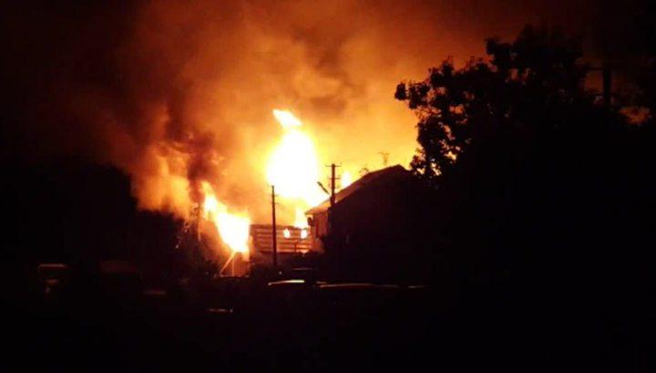 У Кагарлицькому районі в пожежі загинув чоловік -  - xw 1291791
