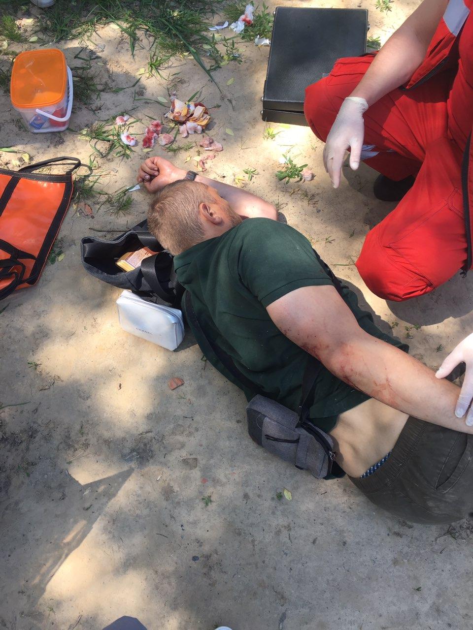 """Небезпечний парк відпочинку в Броварах: """"Нічого страшного не сталося..."""" -  - yzobrazhenye viber 2019 05 23 12 21 29"""