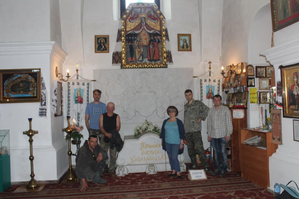 0617-Subotiv_naukovtsi Історична знахідка у Суботові: таємниця крипти