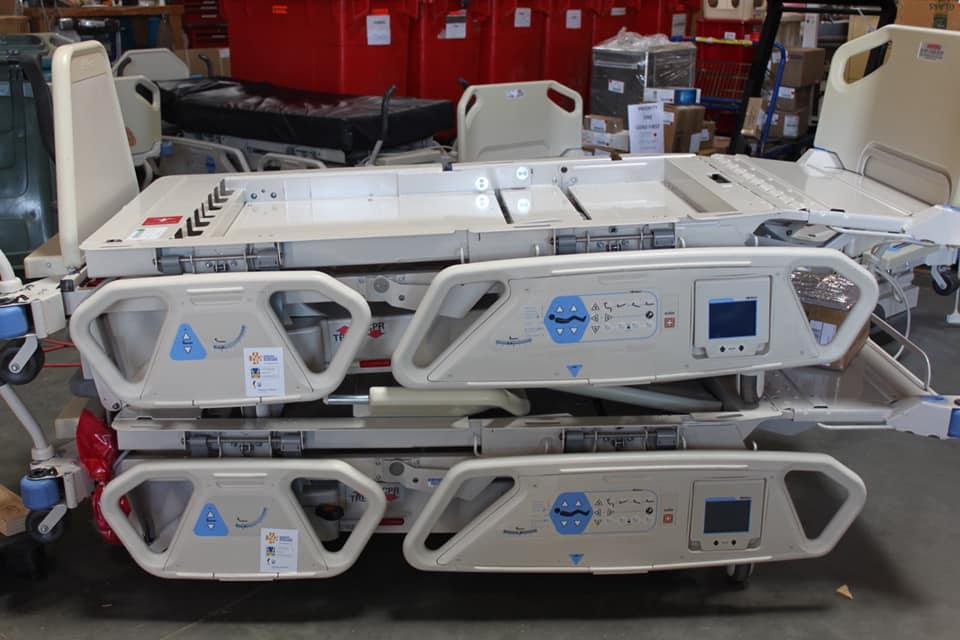 0617_SSHA_Guman1 США відправили в Ірпінський війський шпиталь нове медичне обладнання
