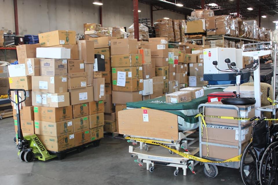 0617_SSHA_Guman2 США відправили в Ірпінський війський шпиталь нове медичне обладнання