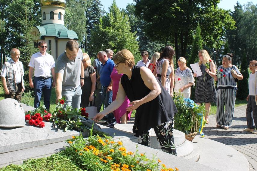 0621_Muzej_NP2 Виставка розповідає про важку долю українців під час нацистської окупації