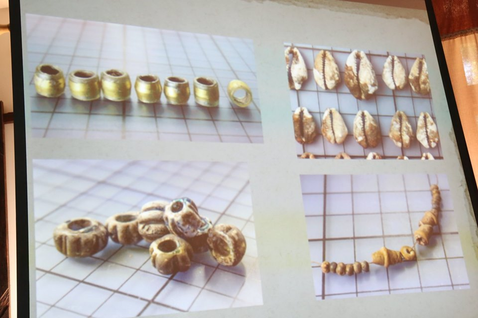 У Вишгороді відбулась наукова консультація щодо реконструкції археологічного об'єкта - круглий стіл, київщина, ВІКЗ, Вишгород, археологія - 0626 Goncharka arhe6