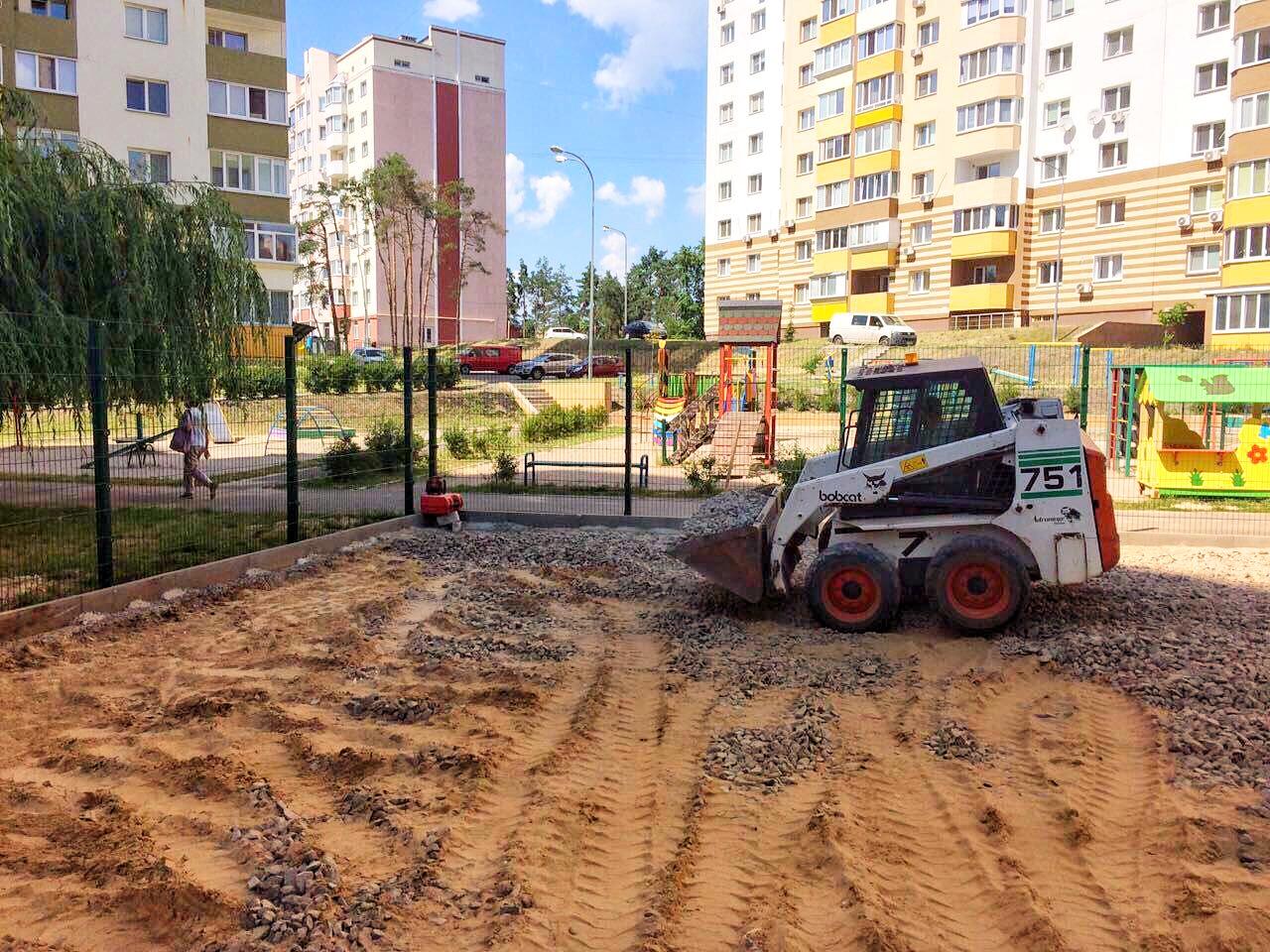 33B88544-01BB-41D5-A459-2EEE9BACE130 Обурення мешканців Українки через повільні темпи будівництва