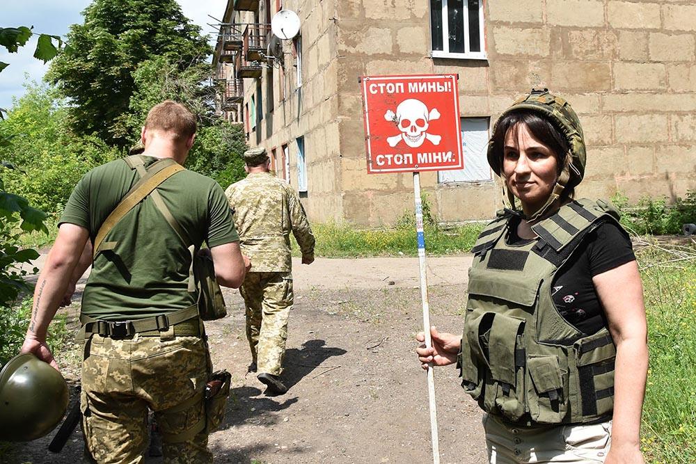 У Музеї історії України у ІІ світовій війні готують виставку «Український Схід» - історія, Війна на Сході України - 6 2