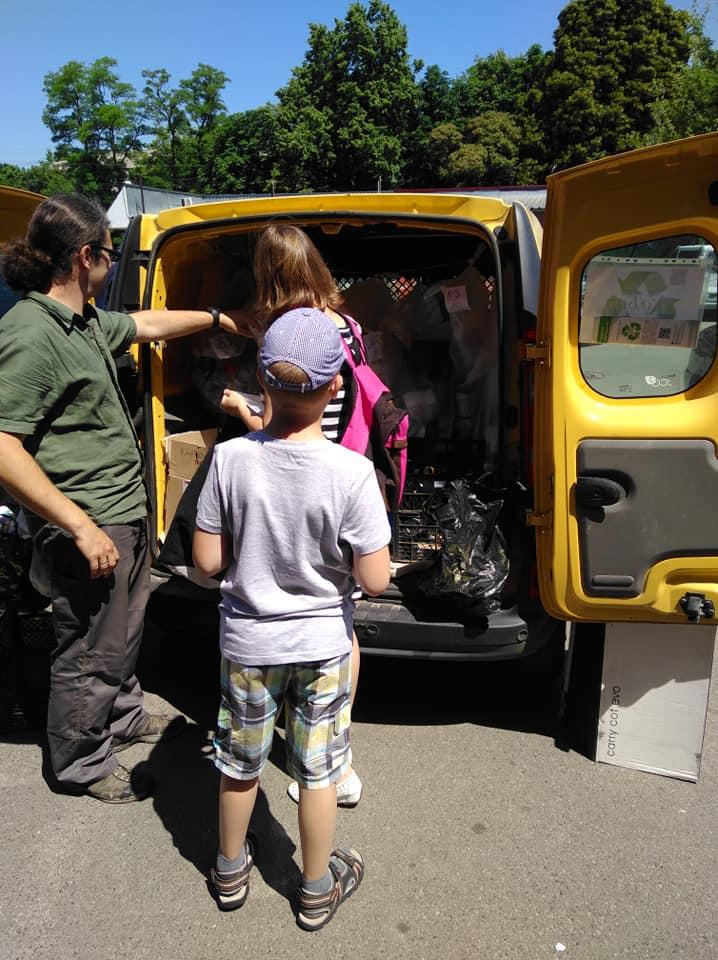 62154453_452961901936300_7102632840969322496_n Бориспільців навчають сортувати сміття