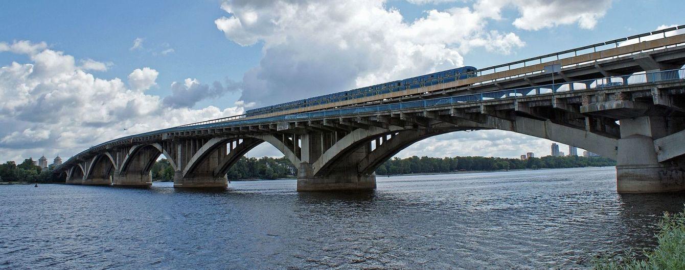Висновок експерта : майже 70 мостів у столиці є аварійними -  - 995324a31895822c48ac1563b97235bc