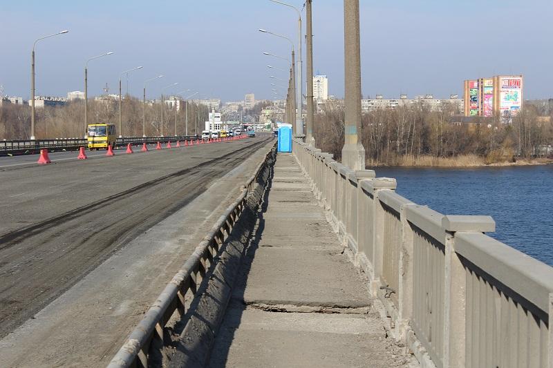 Висновок експерта : майже 70 мостів у столиці є аварійними -  - IMG 0798