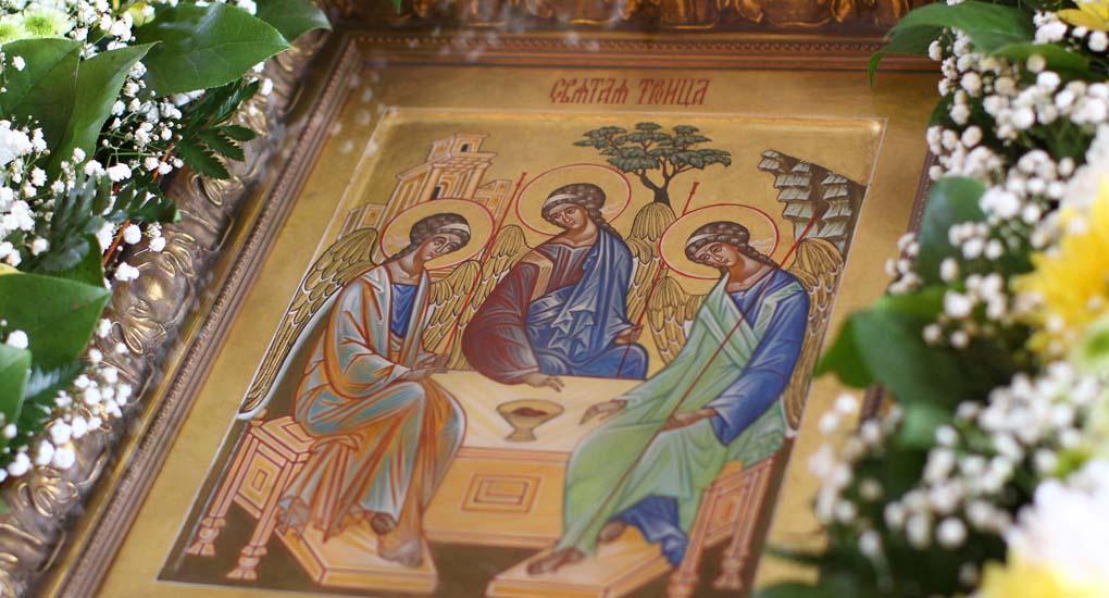 troica-g Українці відзначають свято Трійці або Зелені свята