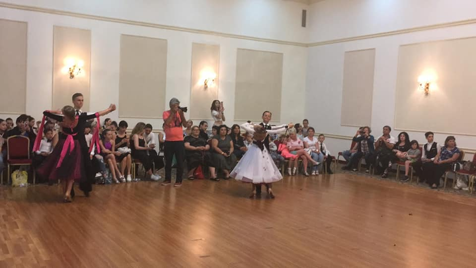 Вишгородські танцюристи зайняли призові місця на конкурсі у Грузії - призові місця, київщина, Вишгород - 0715 Diamond osn