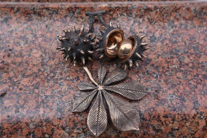 Парк Шевченка прикрасив мініатюрний бронзовий пам'ятник «Шахісти» -  - 185632 main