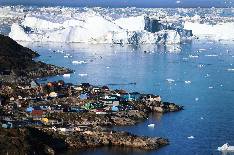 31_grenlandyya Європейська спека прямує в Гренландію: льодовиковому щиту планети загрожує рекордне танення