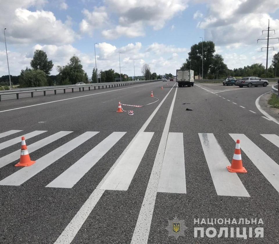 Подробиці моторошних аварій на Васильківщині на трасі Київ – Одеса