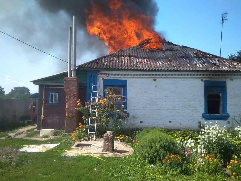 Дитяча смерть у вогні: трагедія на Переяславщині