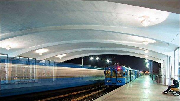 """984818 """"Наука в метро"""" : у столичній підземці демонструватимуть  пізнавальне відео"""