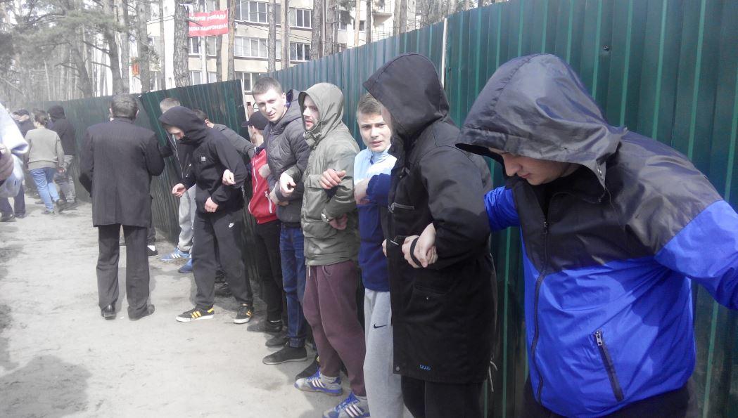 Gost-shose Головний поліціянт Київщини Андрій Нєбитов не бачить «Ірпінського Чикаго»?