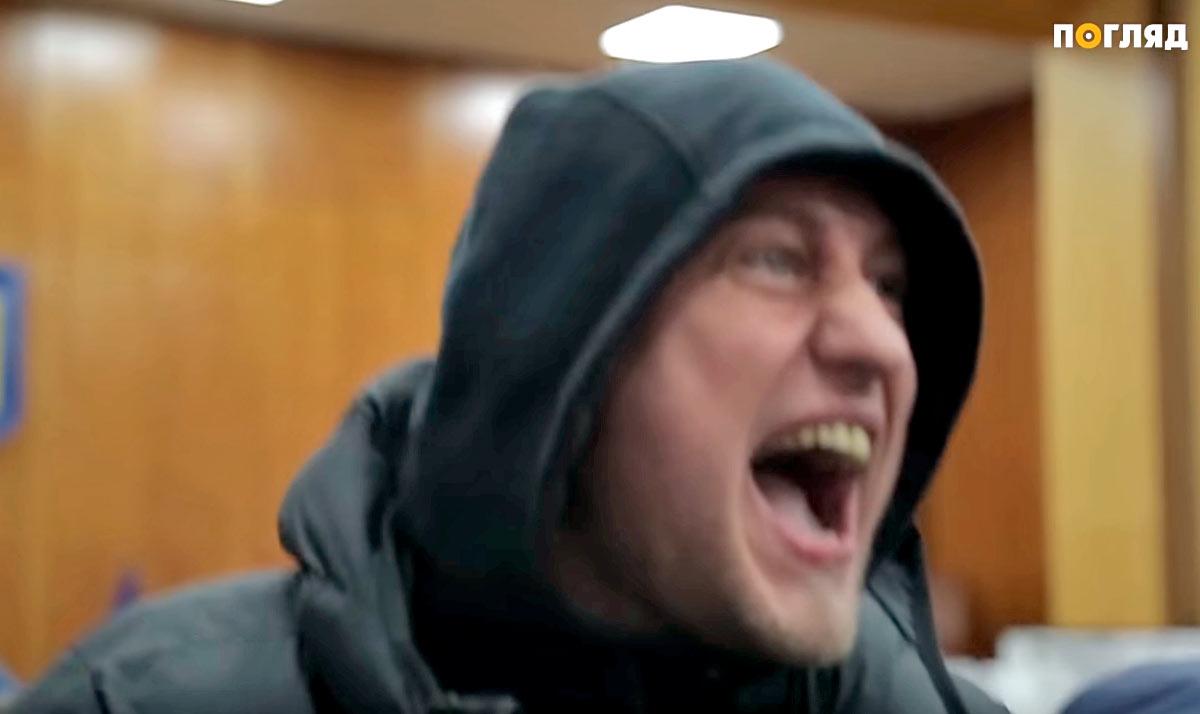 Mutnytituh-2 Головний поліціянт Київщини Андрій Нєбитов не бачить «Ірпінського Чикаго»?