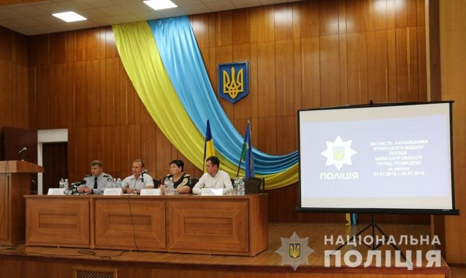 Nebytov Головний поліціянт Київщини Андрій Нєбитов не бачить «Ірпінського Чикаго»?