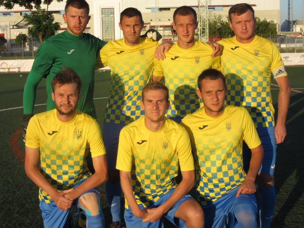 ukr-zb-foot Паралімпійська збірна України - срібний призер чемпіонату світу з футболу