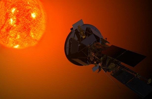 На крок ближче до сонця: космічний зонд Parker Solar Probe передав перші дані - Сонце, Паркер - 05 sontse