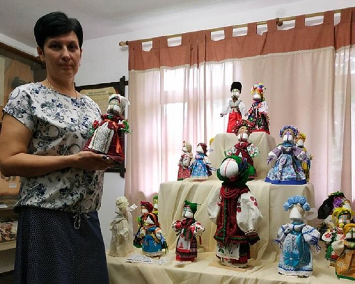 Створення родинного оберега починається з молитви - київщина, ВІКЗ, Вишгородський район, виставка - 0804 Lyalka Majstrynya obr