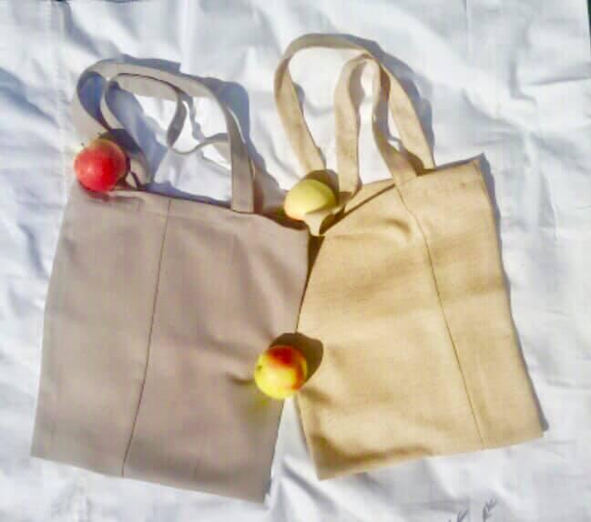 0820_Perlyna_sumky1 У Вишгороді шиють благодійні еко-сумки