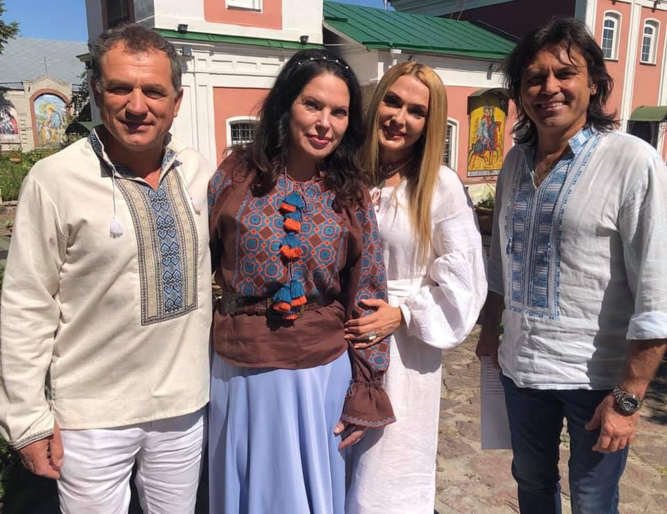 «Доторкнись до історії»: зірковий «десант» у Вишгороді -  - 0827 vikz zirkyVsi