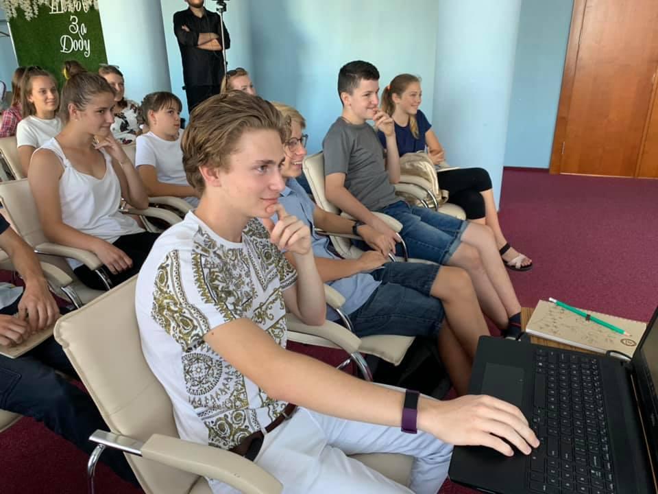 На Вишгородщині відбувся молодіжний мотиваційний тренінг - РДА, молодіжна рада, київщина, Вишгородський район - 0827 Molrada2