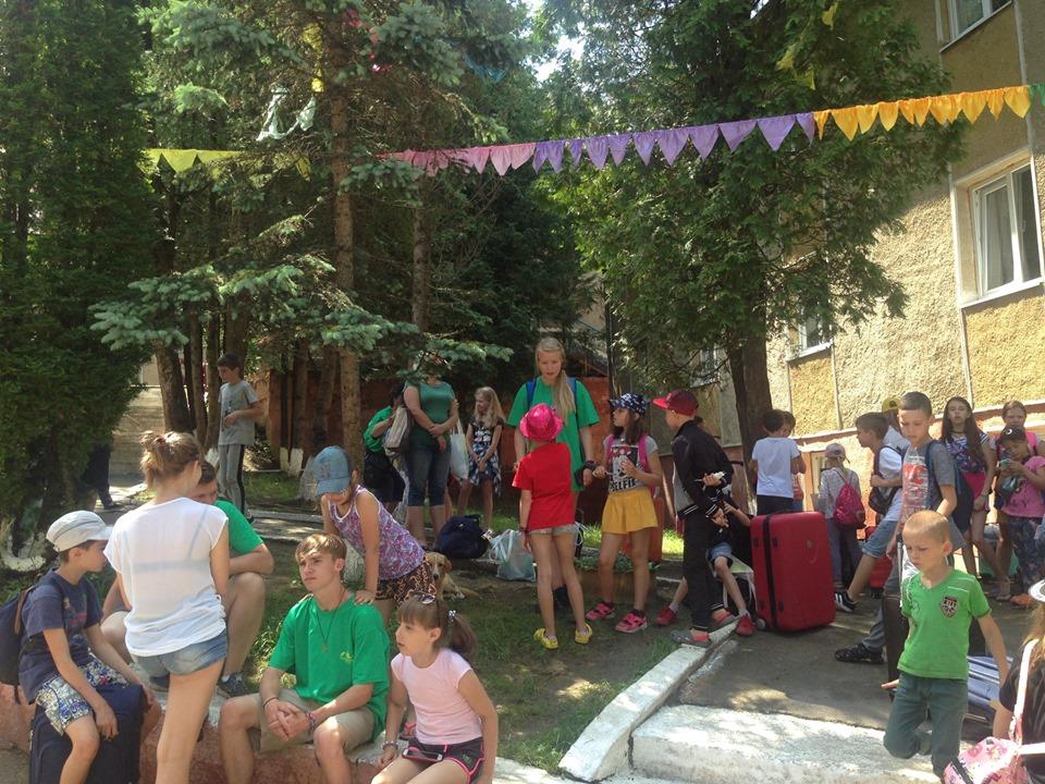 На Вишгородщині підбили підсумки літньої оздоровчої кампанії -  - 0830 ozdorov2