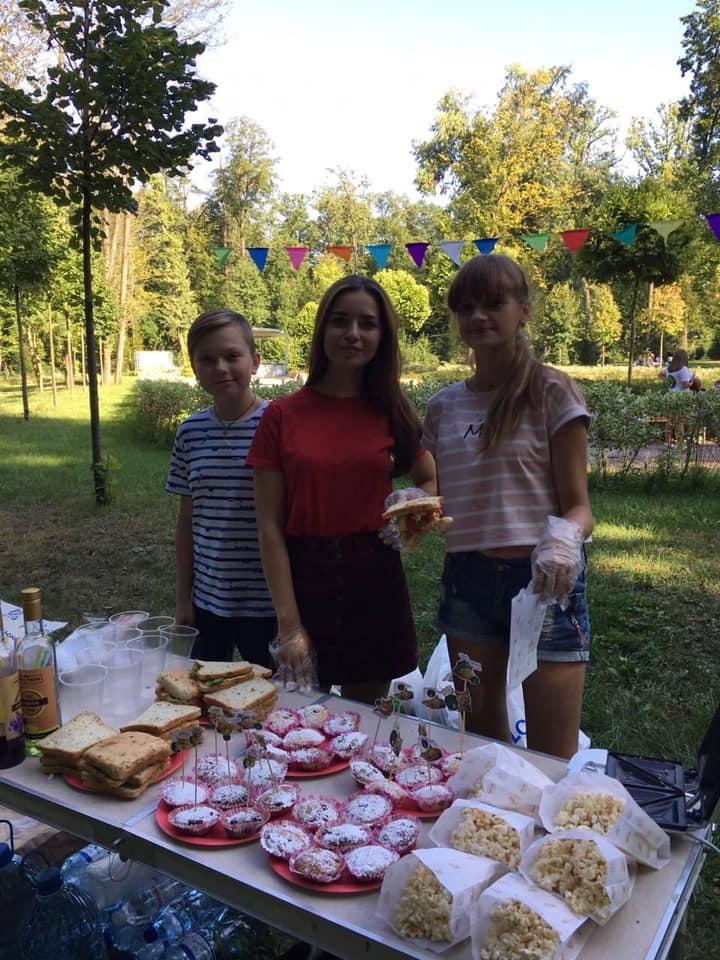 """У Бучі відгримів молодіжний фестиваль """"Без меж"""" -  - 1 1"""
