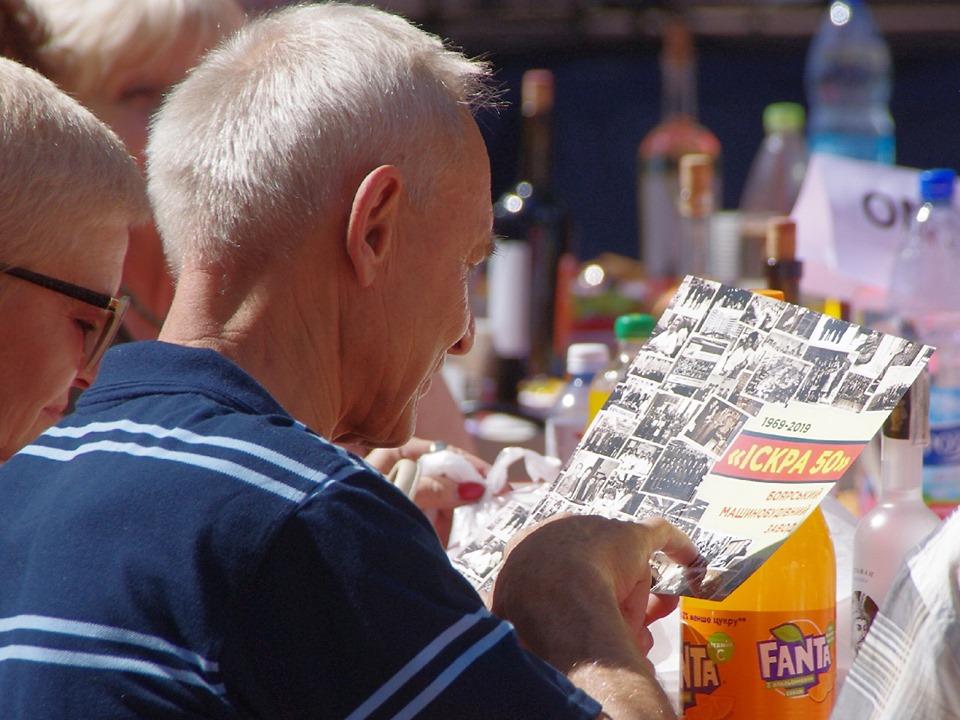 11_yskra4 «Іскра–50»: зустріч через роки заводчан у Боярці (ФОТО)