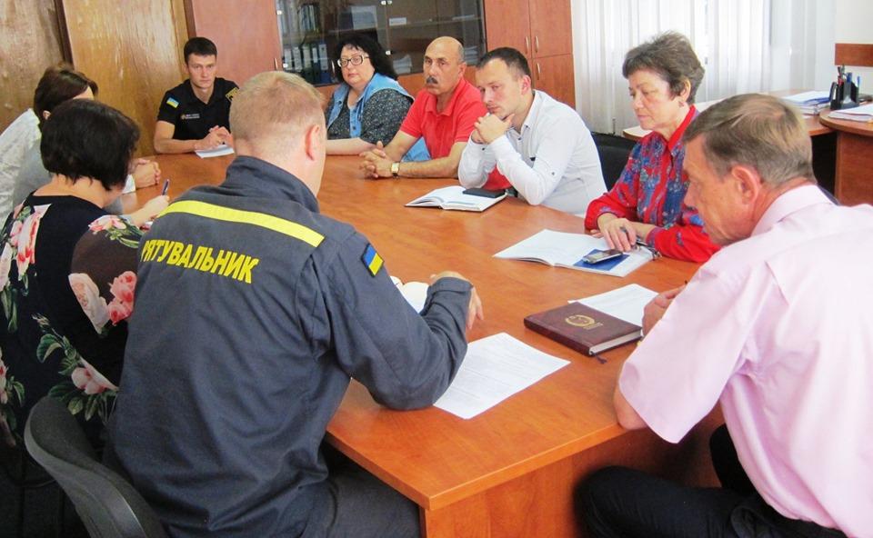 На Бородянщині створять нові підрозділи місцевої пожежної охорони - Бородянський район - 12 rda